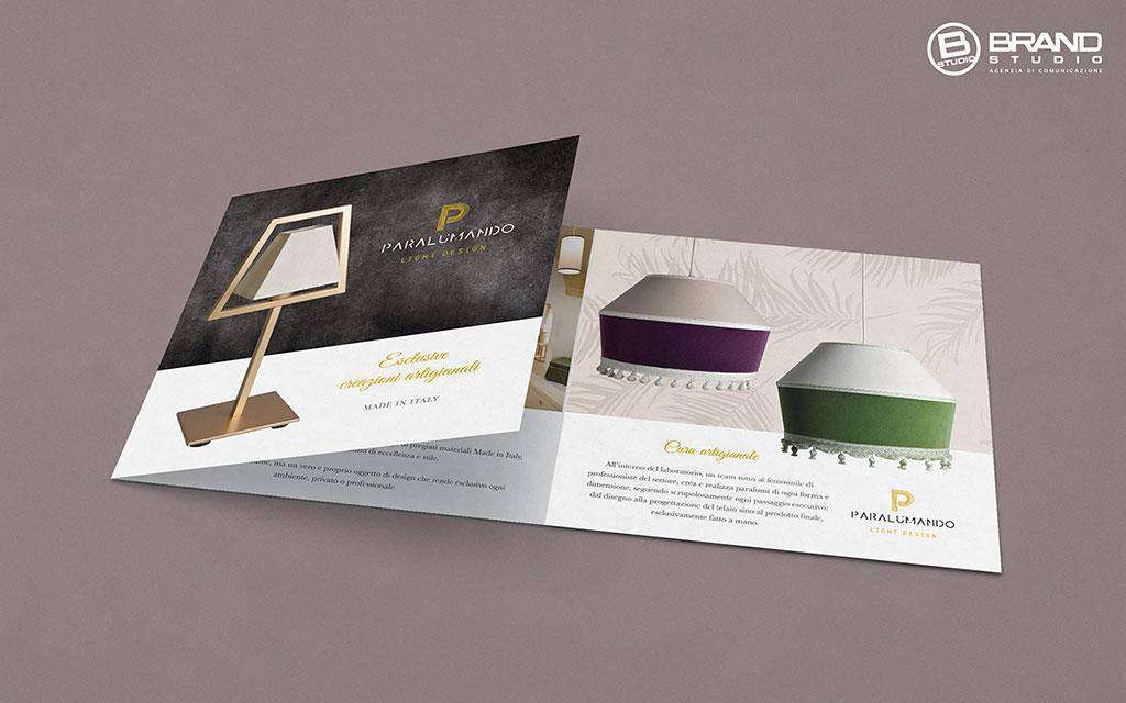 brochure paralumando